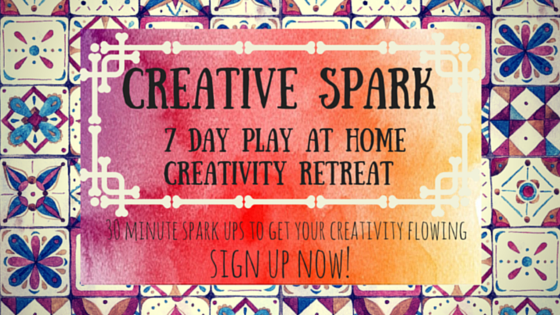 Sign up for 7 days of creative inspiration!